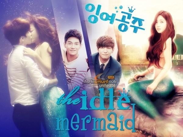 Surplus Princess,The Mermaid,Ingyeogongjoo,On Joo Wan,Jo Bo Ah,Song Jae Rim,Park Ji Soo,Kim Seul